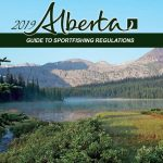Alberta Fishing Regulations Cover
