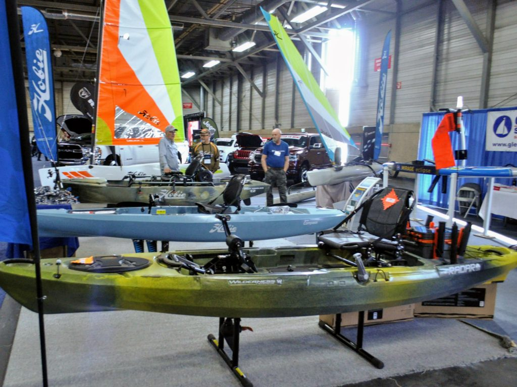 Glenmore Sailboats Booth
