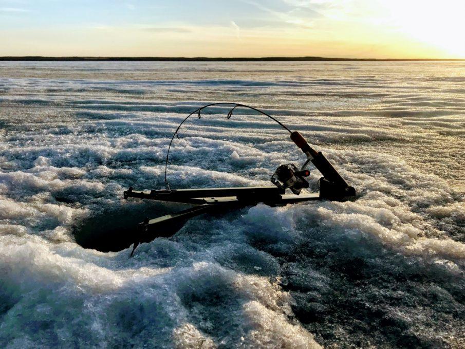 Jawjacker on Ice