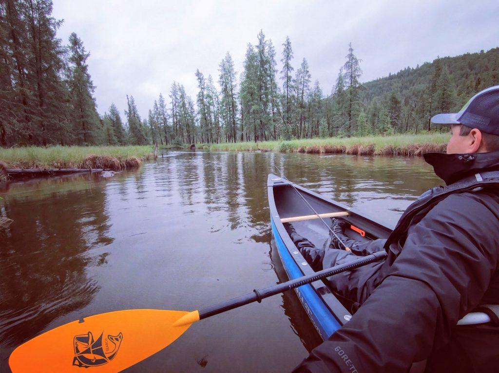 River Kayaking in Old Town Next