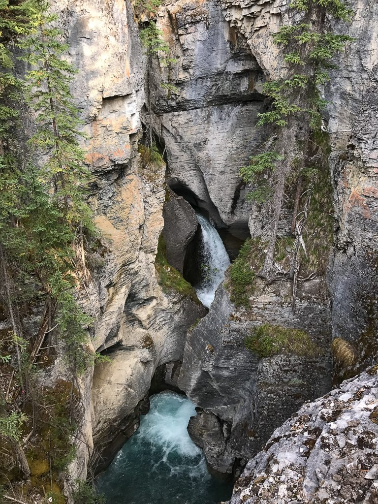 Owen Creek Falls