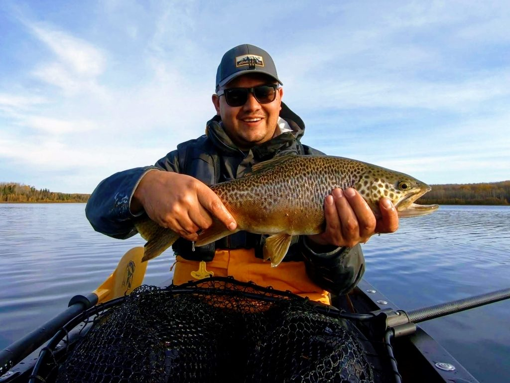 Tiger Trout of Alberta
