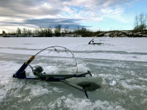 jaw jacker ice fishing