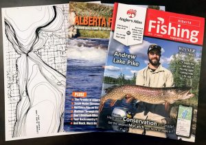 Resources for alberta anglers