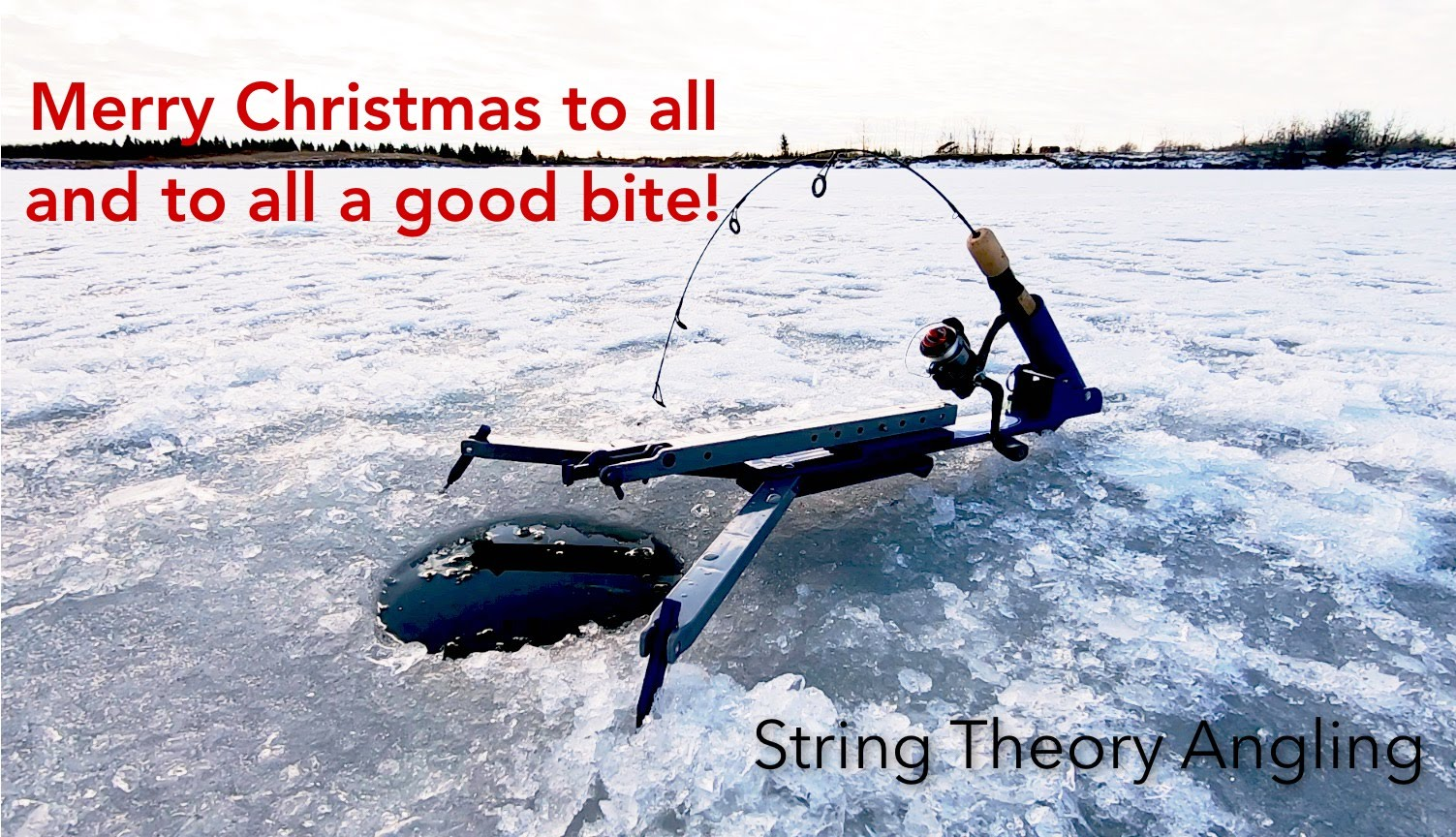 merry christmas string theory angling