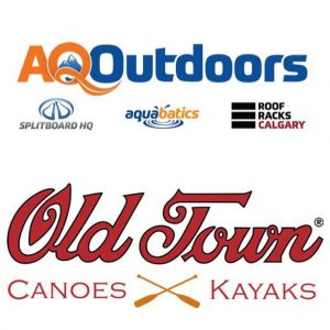 Aquabatics and Old Town Logo