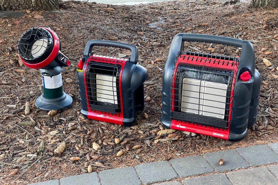 Mr Heater Buddy heaters