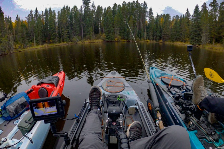 most popular models or brands of pedal and paddle fishing kayaks