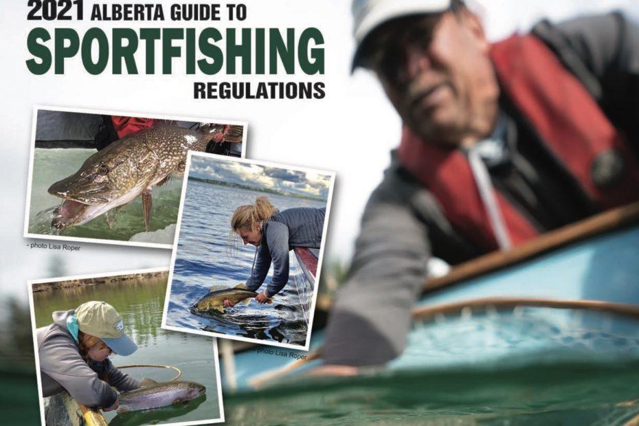 2021 alberta fishing regulations